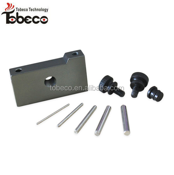 Tobeco stocks 4 colors rda atomizer coil jig with lowest price reliable quality