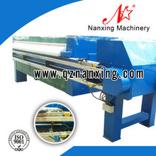 Hydraulic Pressure Filter Press For Chemical Industry