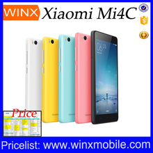 2016 Best-selling 3gb+32gb mi4c 32gb mobile phone Price, professional wholesale cell phone mi4c 32gb