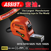 ASSIST retractable tape measure wood measuring tape