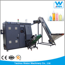 Easy Operate Bottom Price Plastic Bottles Injection Blow Molding Machine