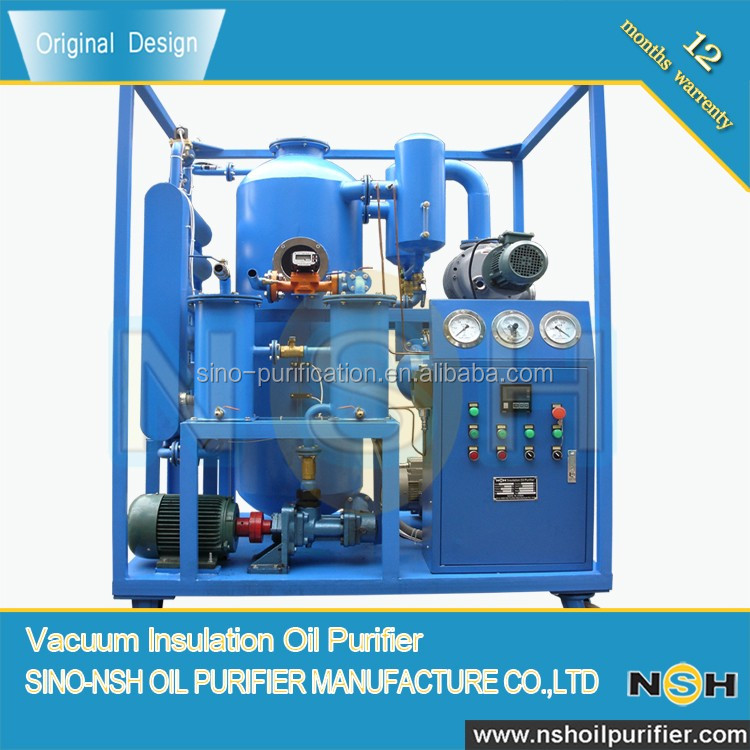 Used Transformer Oil Recycling Machines
