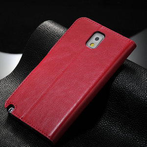 China supplier for galaxy note 3 case samsung n9000 mobile phone cover flip stand luxury Protective