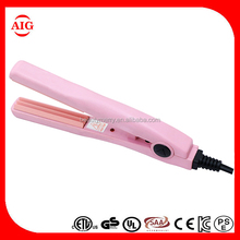 Best price Mini Car Charger Hair Straightener for Travel