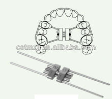 Dental Orthodontic Expansion Screw Hyrax Screw