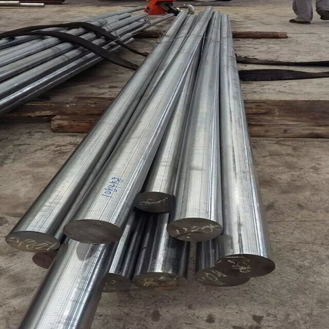 Prime Quality 12l14 free cutting alloy steel round bars from factory