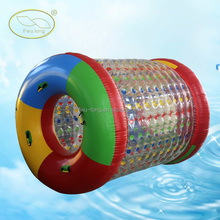 Discount and popular Sunmmer Water games water roller ball price in fwulong company