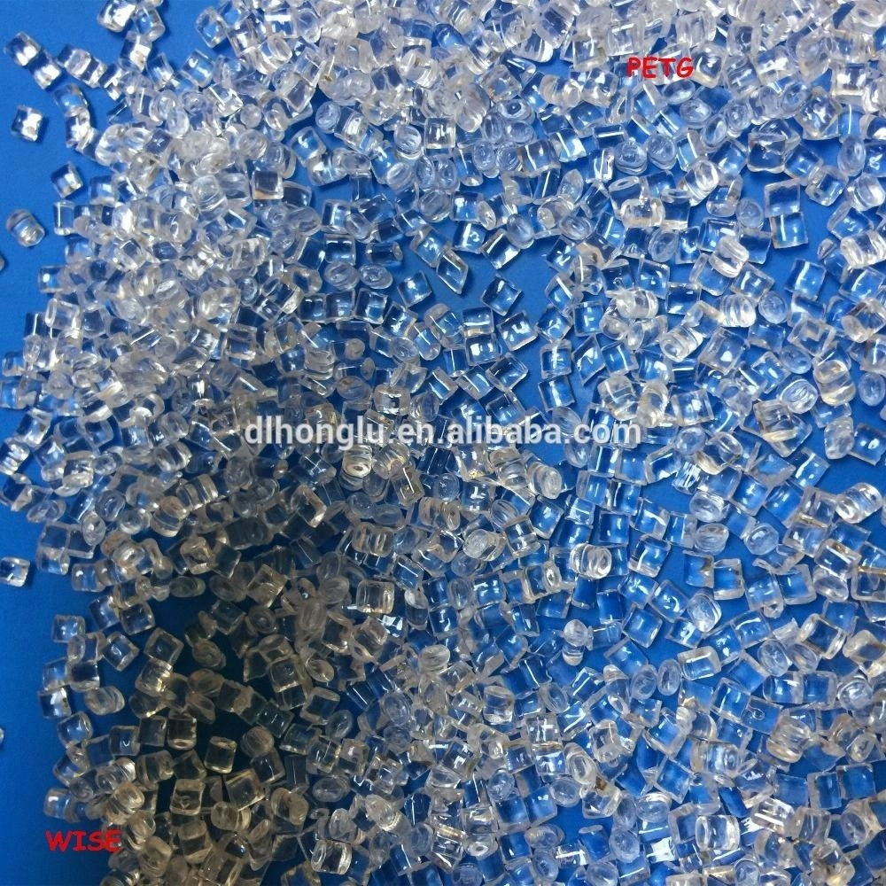 Virgin PETG granules,Transparent PETG Granules for plastic cosmetics bottle,polyethylene terephthalate glycol