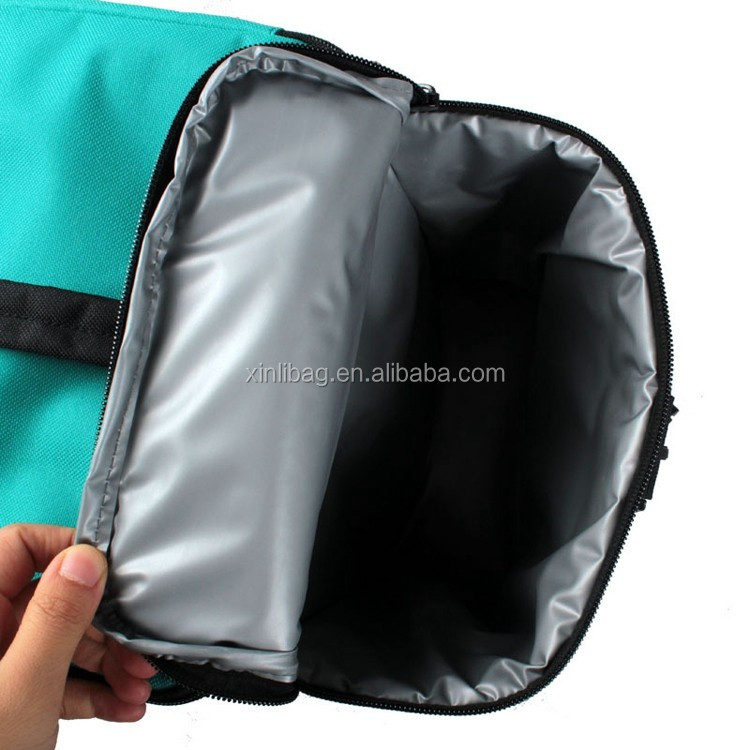 Waterproof cooler insulated delivery bag insulated delivery bag for picnic