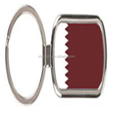 wholesale Qatar national day gift set for Qatar keychain