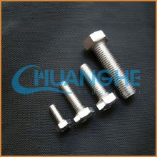 made in china ss316 whitworth hex bolts