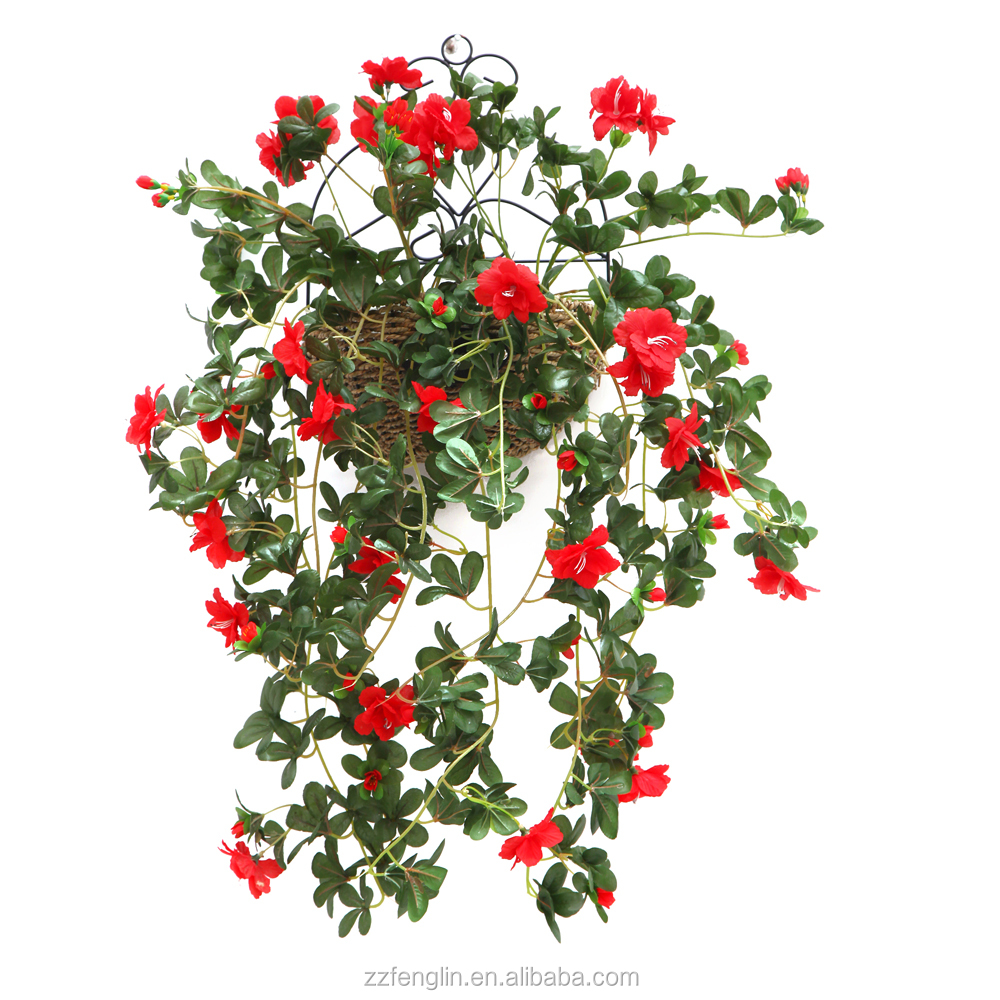 Cheap Wholesale Wall Hanging Artificial Flower For Sale