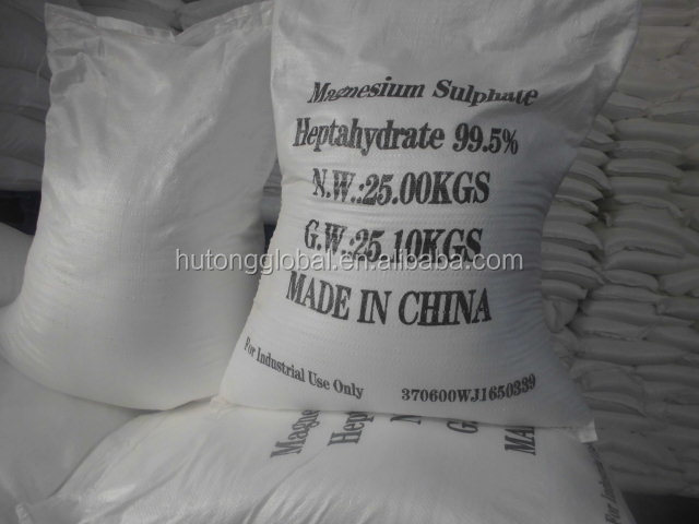 Magnesium sulphate heptahydrate 7H2O 0.1-1.0mm