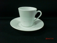 12 pcs Ceramic Coffee Cup and Saucer,Espresso Cup and Saucer,Cafe Cup and Saucer