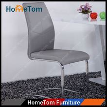 Hot Sale PVC Leather sofa set high back fabric dining chairs