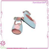 Free sample 12 inch doll shoes OEM 12 inch doll shoes wholesale