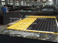 Ground Protection Mat/HDPE Road mats/temporary roadways/HDPE rig mats / ground mats/portable roadmats
