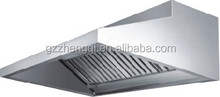 Stainless steel resturant kitchen range hood,cooker hood,kitchen hood prices price ZQS-L