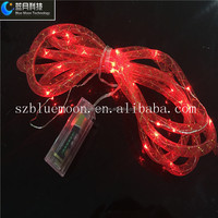 LED decorarion use brightness star shower laser light battery operated
