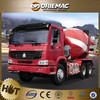 Complete diesel engine used concrete mixer truck with pump, concrete pump mixer truck