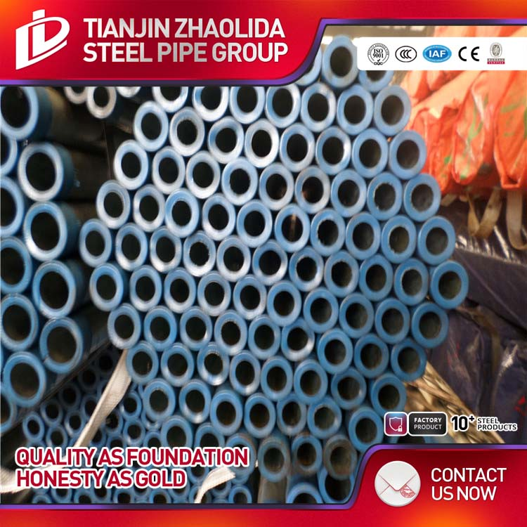 galvanized screw/threaded round steel pipes 16 inch schedule 40 galvanized steel pipe hexagonal packing gi steel tube