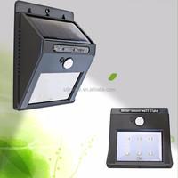 6 Led Modern Wall Light Fixtures Solar Light SDX-SL10 Sensor Light Garage Door