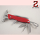 ZS-H015L Multi-functional hammer with LED light, multi tool knife