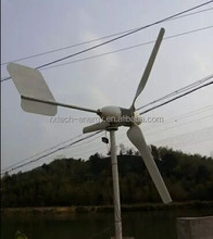 1.5kw windmill generator 3 blades for land and boat, highly effective wind power generation 1500w