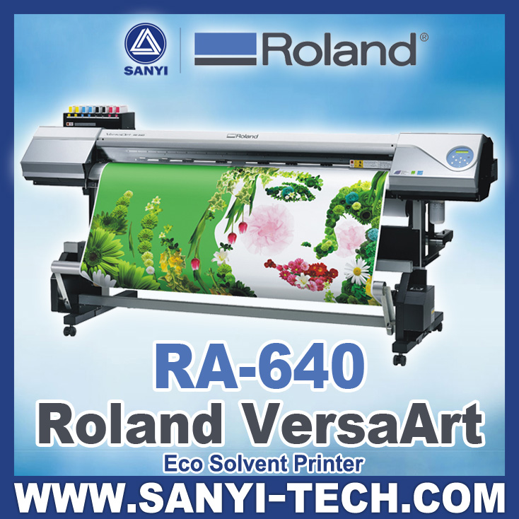 Original Roland RA-640 Digital Printer