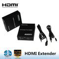 Hdmi Extender 120M By Single Cat 5E/6/7 (The Latest & The Best) Ver 1.3 Certified For Full Hd 1080P