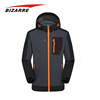 Hot sale Polyester Waterproof Hiking Softshell Jackets For Unisex