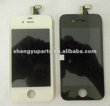 For Iphone4 4G lcd touch screen assembly Hotsale 4G Display digitizer screen