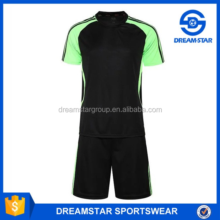Promotion Best Quality Blank Soccer Training Suit