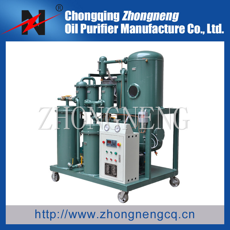 Lubricating Oil purification,oil recycling equipment