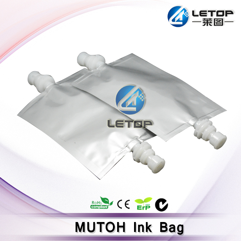 Hot sales printer mutoh ink bag for mutoh Valuejet vj1604 1614 eco solvent printer
