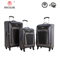 WHOLESALE FACTORY POLYESTER GRAY CHEAP Luggage