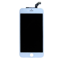 Wholesale price digitizer assembly spare parts for iphone 6 plus lcd