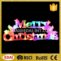 New outdoor enchanted large christmas led lights wholesale