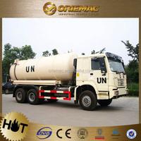 Sinotruk Howo 6x4 vacuum sewage suction truck