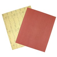 "9""x11"" sand paper A4 sanding pad"