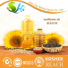 ISO Certificate Sunflower oil manufacturer cheap price sunflower seed oil with 1/3/5 liters