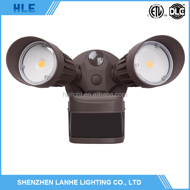 Outdoor High Lumen Motion Sensor Light Security Led PIR Outdoor Wall Light PIR Motion Sensor Light