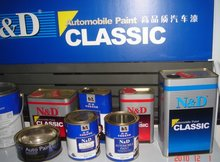 Mingbang auto refinish paint(primer,color,clear coat,thinner,hardener,putty)