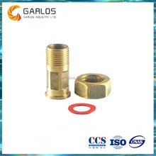 Brass Water Meter Pipe Connector