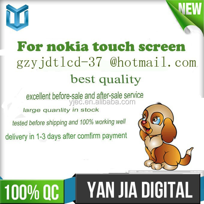 100% tested original touch screen glass for nokia N97 mini