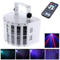 Professional Led Stage Light DJ Stage Light Effect Show Party Projection Disco Multi Color dmx512 lightwith remote control