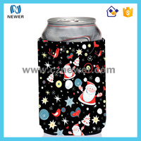 Insulated updated price custom neoprene beer sleeve