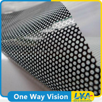 China manufacturer top quality one way vision window vinyl material
