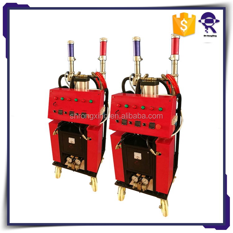 Low price hot selling pu foam roof spraying machine