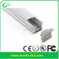 2015 Hot sale! Best price LED aluminum profile for LED strip 5630 /LED profile